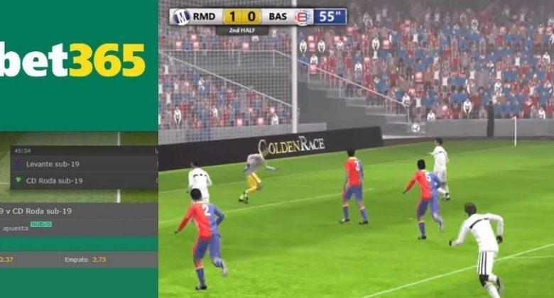 como apostar deportes virtuales en bet365